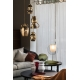 Lamp Cicina golden small pure gold