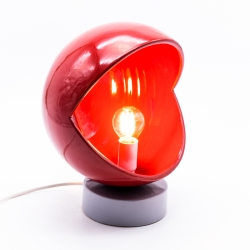 Pac lamp red